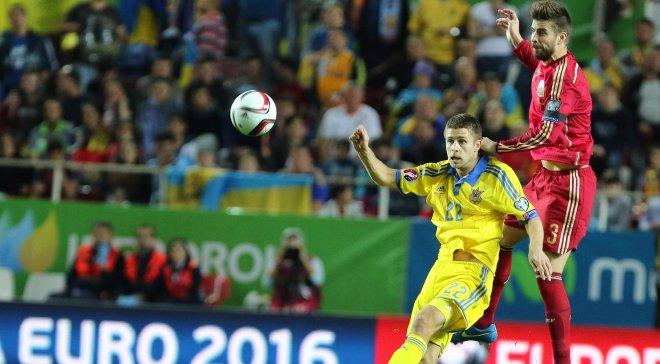 Кравец прокомментировал свое отсутствие в составе сборной Украины