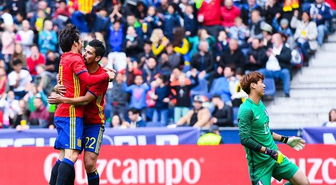 Россия драматично проиграла Чехии, Испания уничтожила Южную Корею