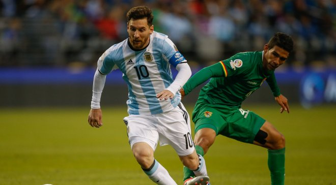 Копа Америка-2016: Аргентина разбила Боливию, Чили разобралось с Панамой