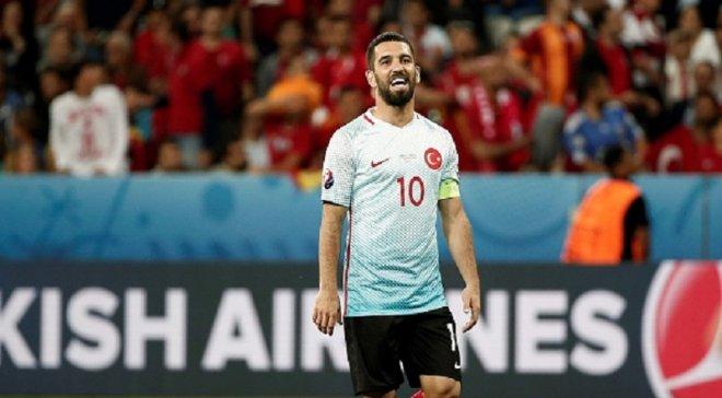 Туран может завершить выступления за сборную Турции