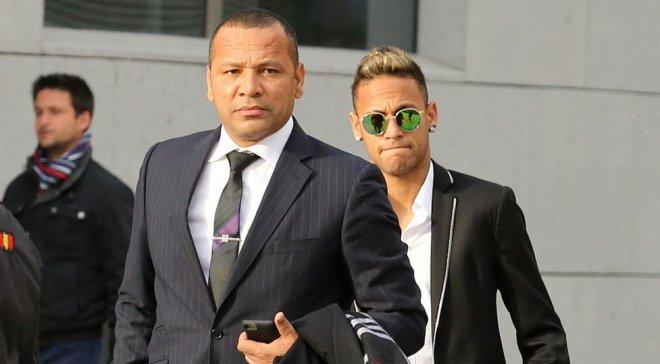 Отец Неймара прокомментировал шансы своего сына на переход в «Реал»