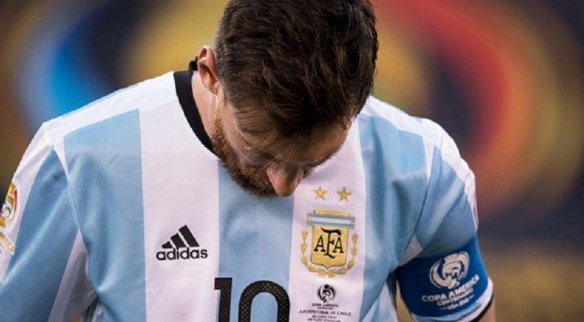 Как в Аргентине просят Месси остаться в сборной