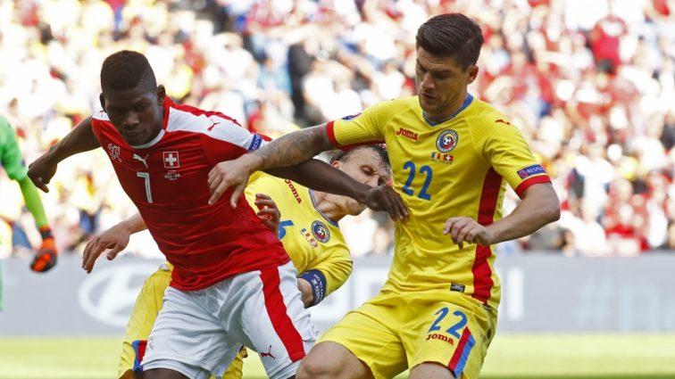 Румыния и Швейцария разделили очки во втором туре Евро-2016