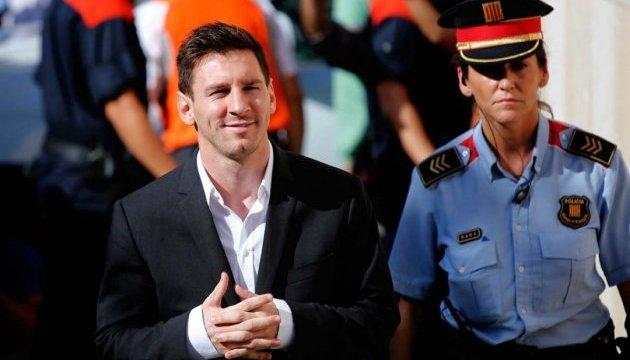 Прокурор просит оправдать Месси по делу о неуплате налогов