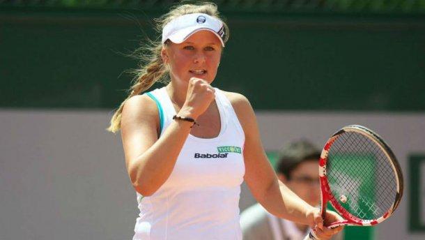 Украинка победила на турнире в Нидерландах