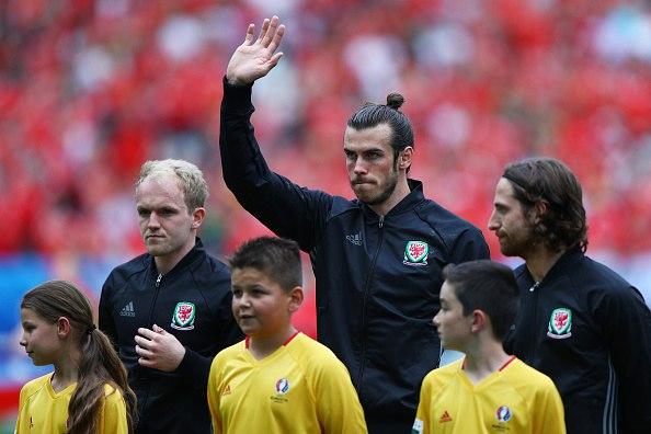 Евро-2016. Уэльс — Словакия. Первый тайм — 1: 0.