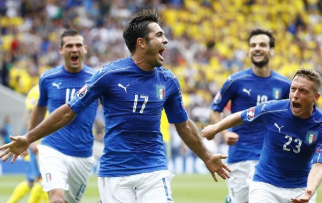 Италия — Испания: онлайн-трансляция матча Евро-2016