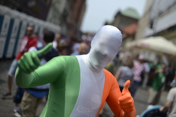 Болельщик сборной Северной Ирландии погиб в результате несчастного случая