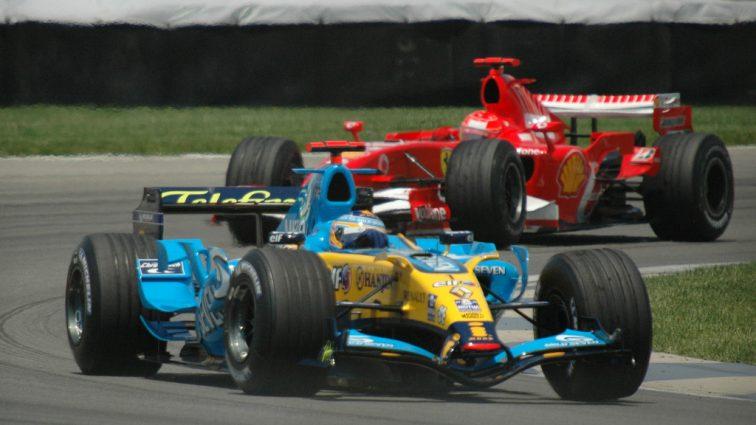 В Азербайджане впервые прошло Гран-при Формулы 1