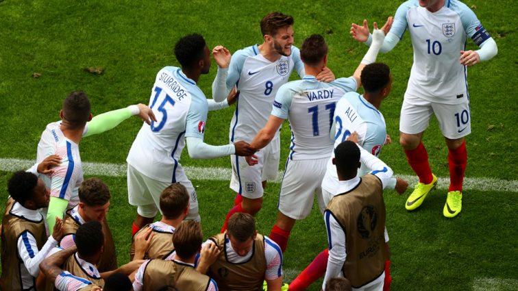 Евро-2016. Англия — Уэльс- 2:1