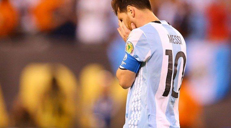 MD: Месси не хочет возвращаться в сборную Аргентины