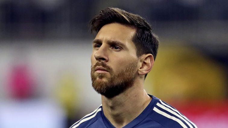 Игроки «Барселоны» поддержали Лионеля Месси