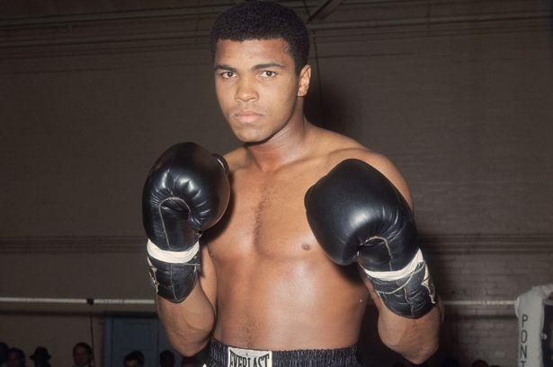 Умер легенда бокса Мухаммед Али