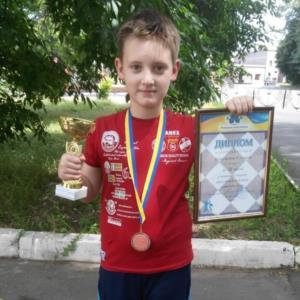 Юные шахматисты Львовщины -среди лучших в чемпионате Украины