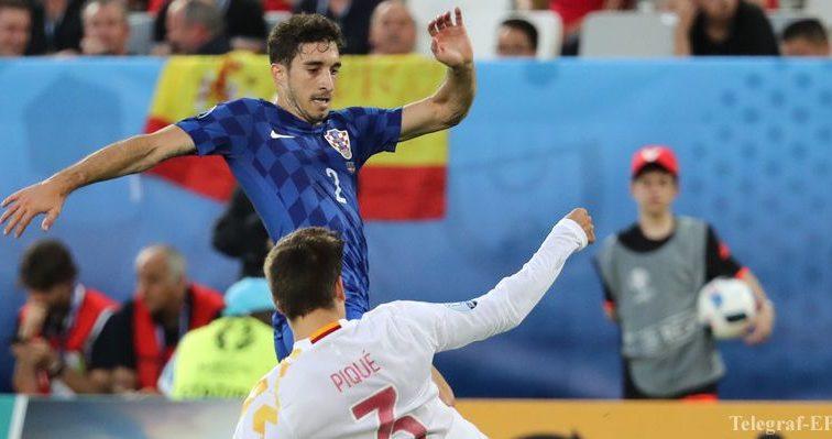 «Атлетико» усилился защитником сборной Хорватии