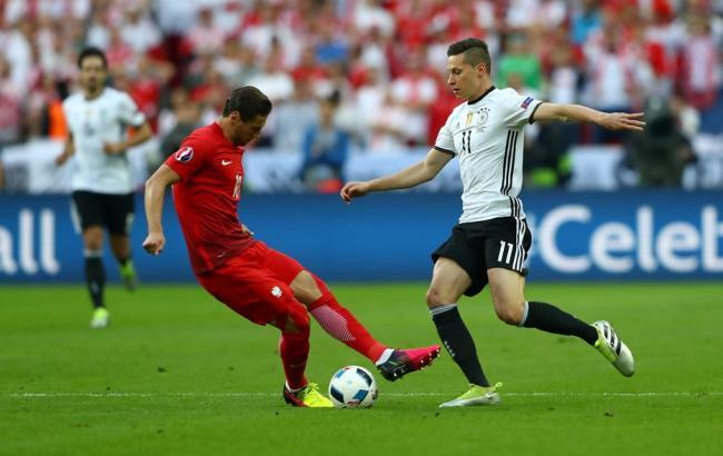 Евро-2016. Германия — Польша — 0:0 Украина покидает турнир