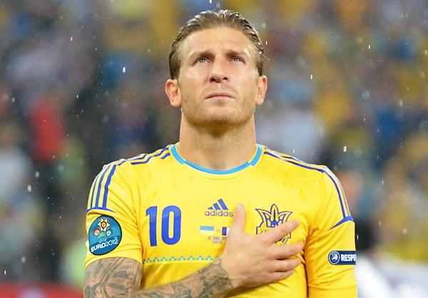 Воронин готов тренировать сборную Украины