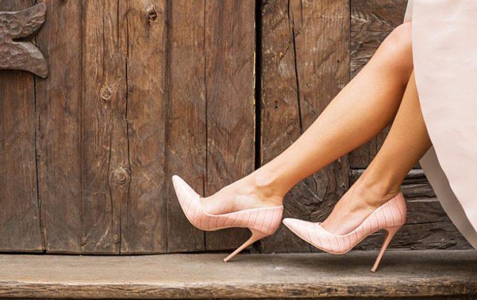 Как сделать комфортной обувь на высоких каблуках