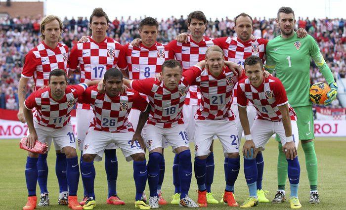 Сборная Хорватии победила Турцию на Евро-2016