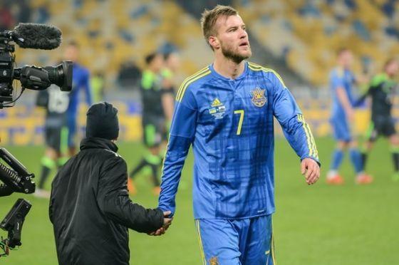«Динамо» выставило бешеный ценник на Ярмоленко