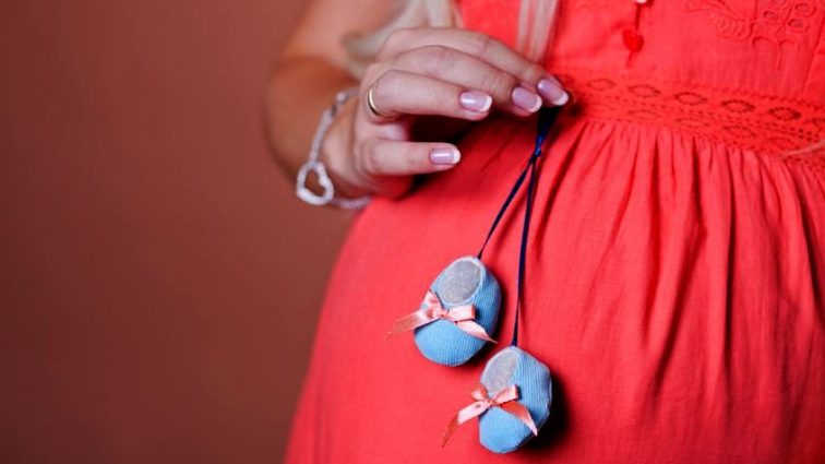 Определение беременности с помощью капли йода
