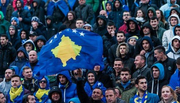Сборная Косово одержала победу в первом матче под эгидой ФИФА