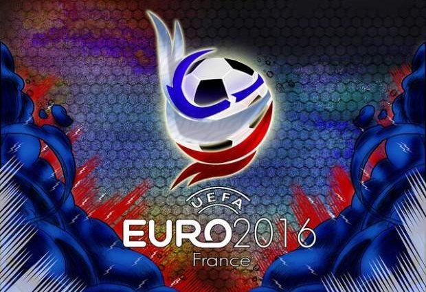Лопнутыймяч и другие курьезы во время только одного матча Евро-2016.