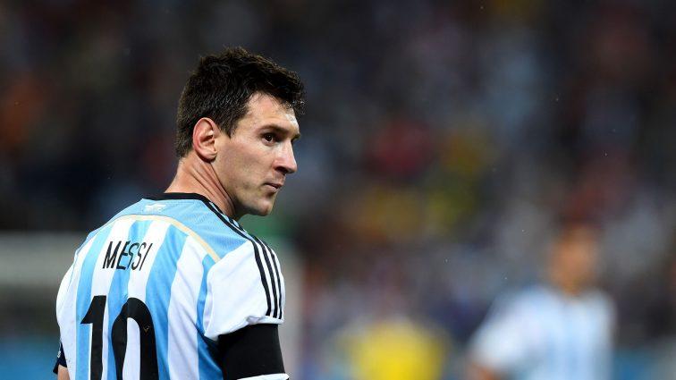 Невероятном Месси остался один гол до споре снайперов рекорда сборной Аргентины