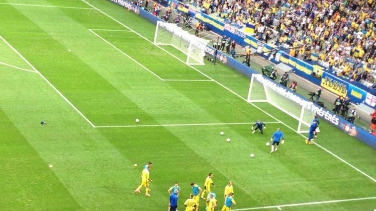 Евро-2016. Германия — Украина — 2:0