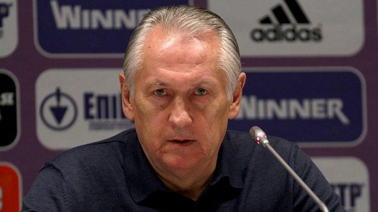 «Это грубые ошибки» — Фоменко недоволен матчем против Албании