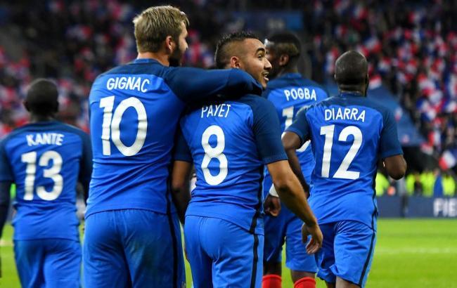 Швейцария — Франция: онлайн-трансляция матча Евро-2016