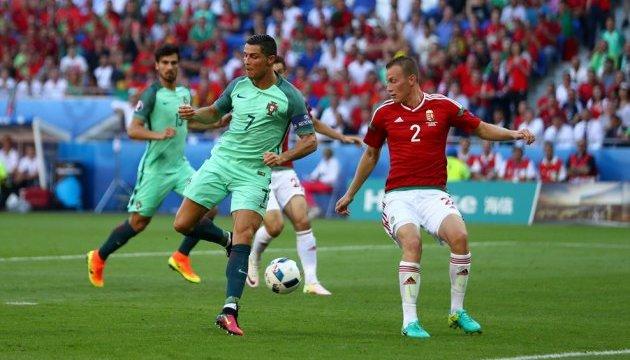 Евро-2016. Венгрия — Португалия — 3:3