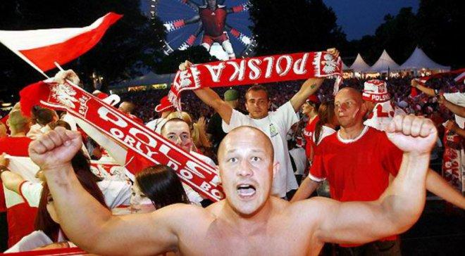 Фанаты сборной Польши и Северной Ирландии подрались в Ницце