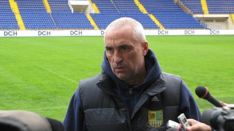 Готов вернуться в футбол — Ярославский