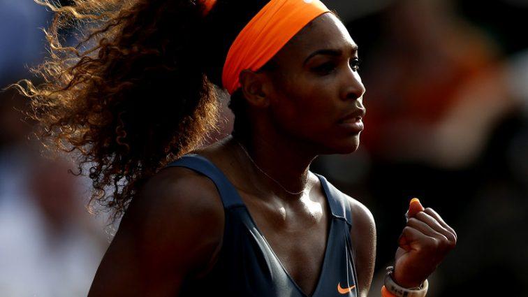 Серена Уильямс проиграла четвертой ракетке мира в финале «Ролан Гаррос»