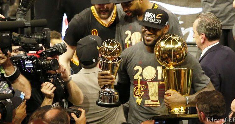 Назван лучший игрок финальной серии НБА