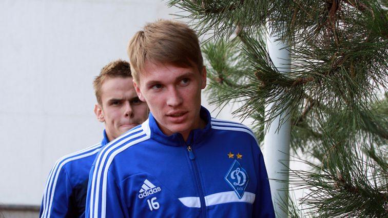 Сидорчук прервал свой отпуск ради сборов с «Динамо»