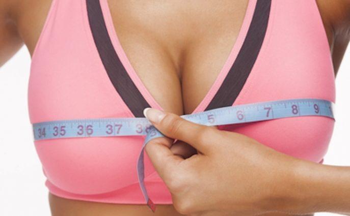 Выберите вашу форму груди и узнайте кое-что полезное