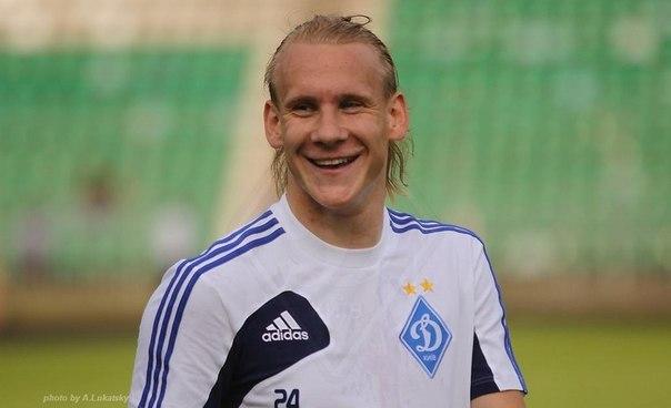 «МЮ» нацелился на защитника киевского «Динамо»