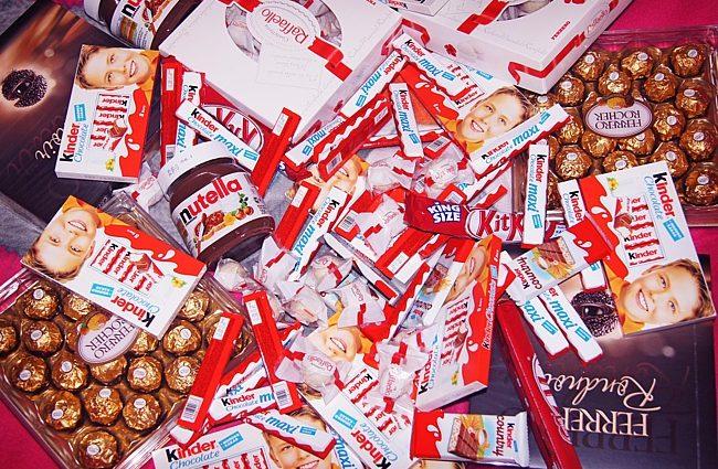 В сладостях Kinder обнаружили опасные для здоровья вещества