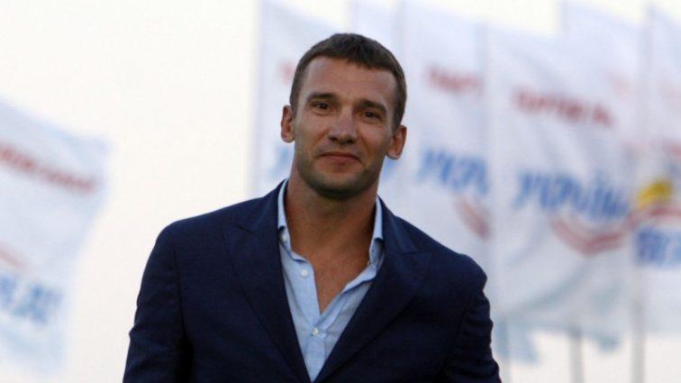 Шевченко: Лобановский был холодным в общении