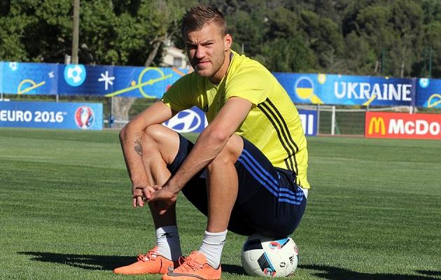 Ярмоленко — разочарование Евро-2016 по версии France Football