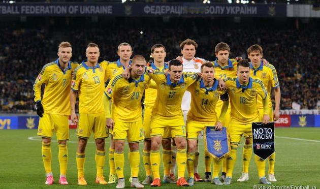 Стало известно, где Украина сыграет первые два матча в отборе ЧМ-2018