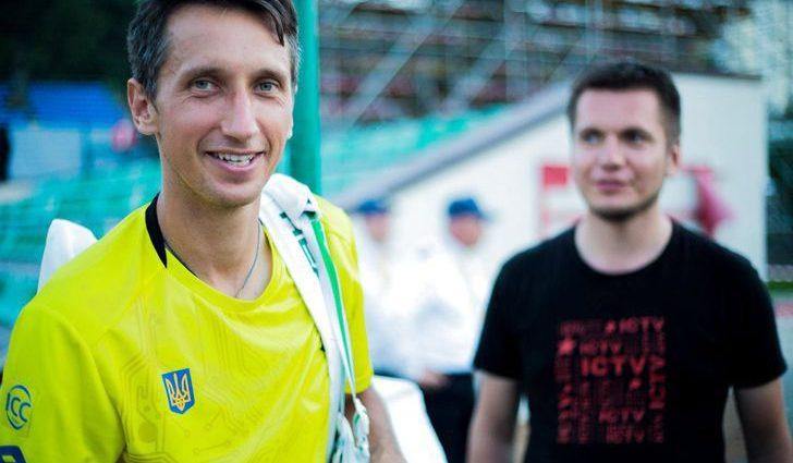 Украинский теннисист Сергей Стаховский отдает часть своих призовых на помощь военнослужащим с линии фронта