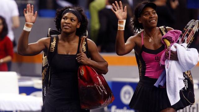 Уимблдон. Сестры Уильямс вышли в полуфинал, Серена — в десятый раз