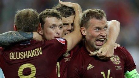Российские футболисты: «мы говно»