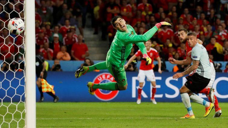 Вратарь сборной Бельгии призвал Вильмотса уволиться после поражения от Уэльса