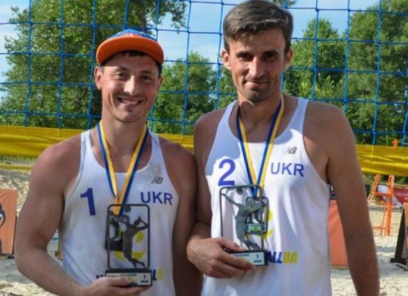 Сын известного черкасского политика торжествовал в волейболе