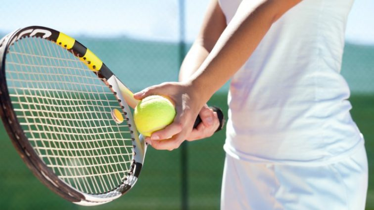 Во Львове проходит международный теннисный турнир