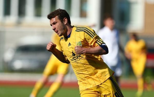 Очередной украинец стал игроком российского клуба